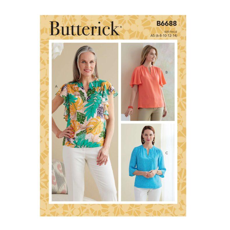 Butterick B6688