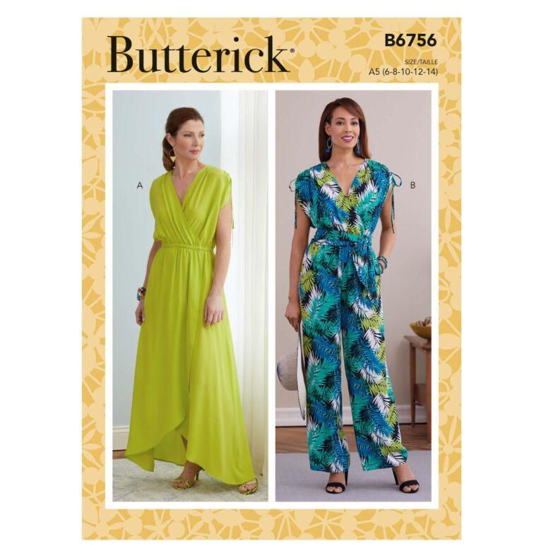 Butterick B6756