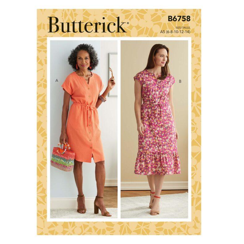 Butterick B6758