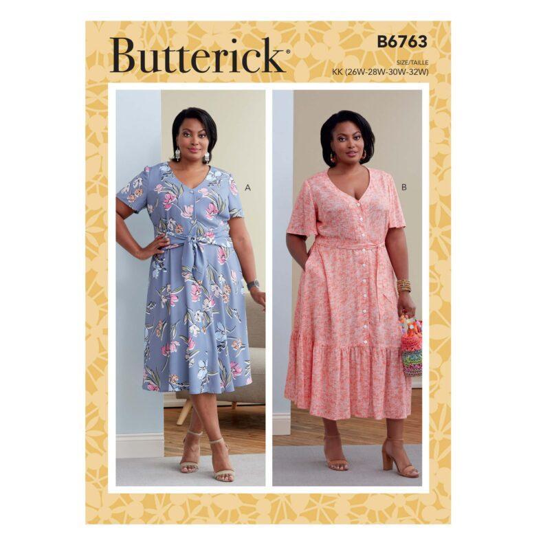 Butterick B6763
