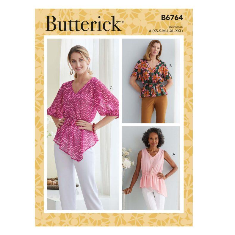 Butterick B6764