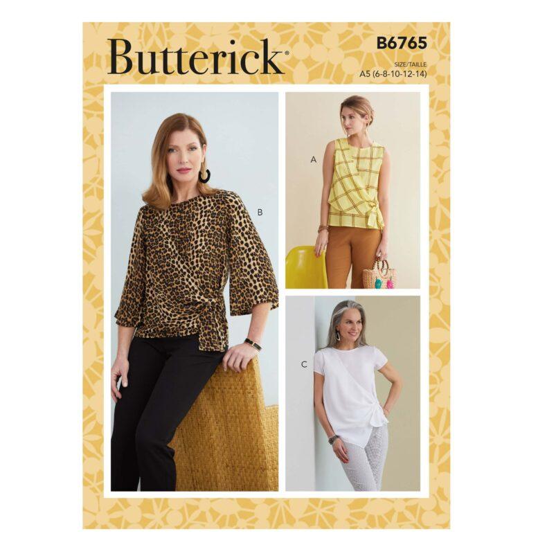 Butterick B6765