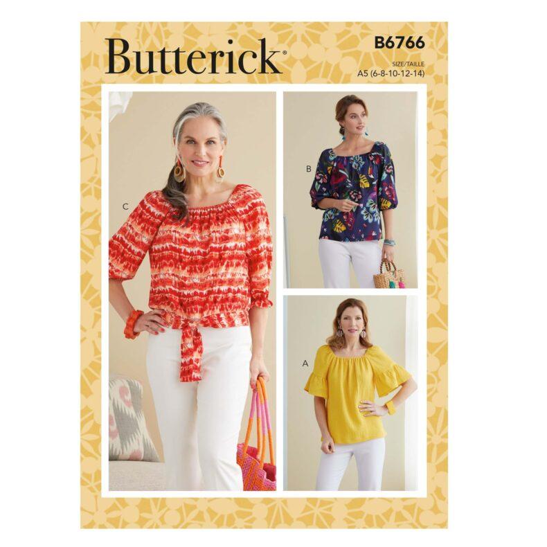 Butterick B6766
