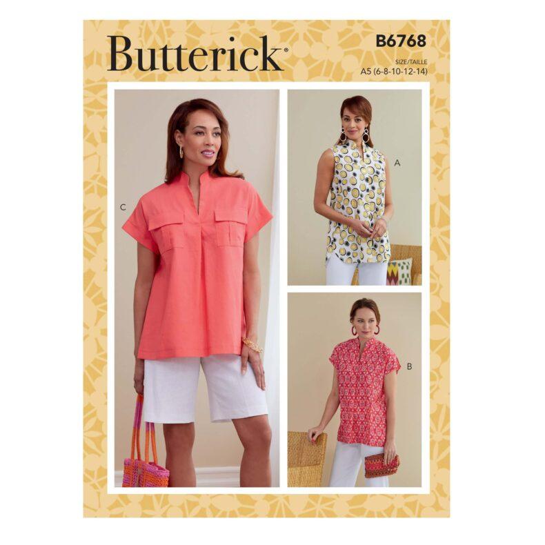 Butterick B6768