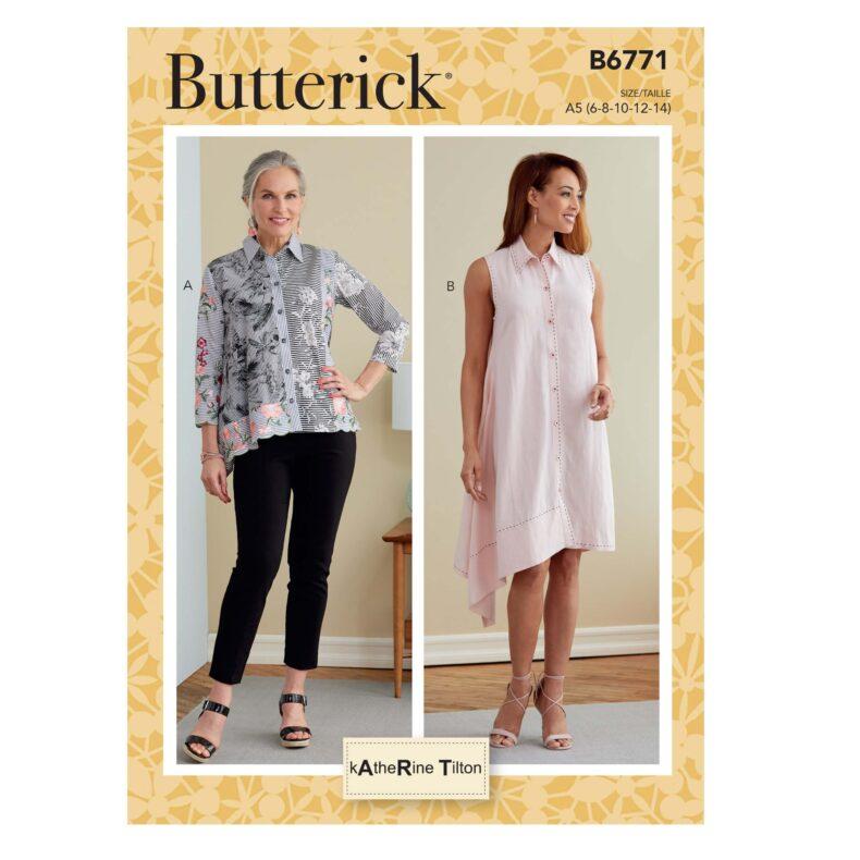 Butterick B6771