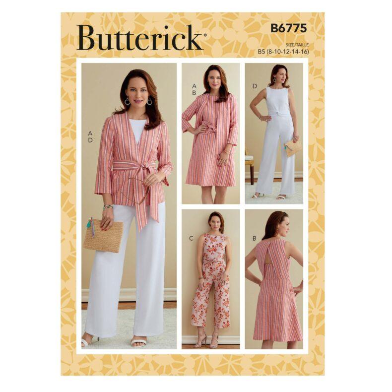 Butterick B6775