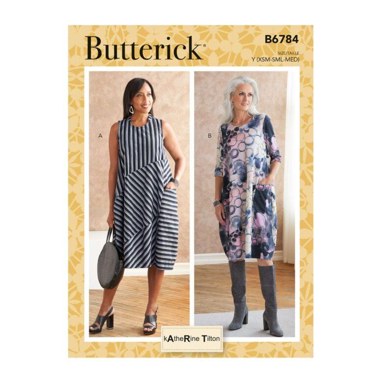 Butterick B6784