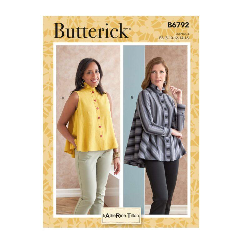 Butterick B6792