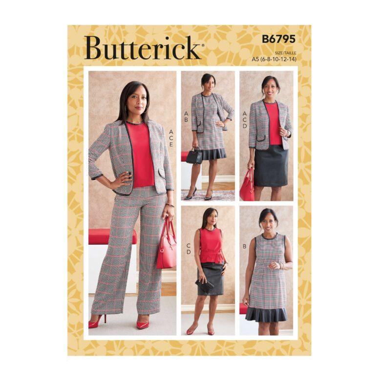Butterick B6795