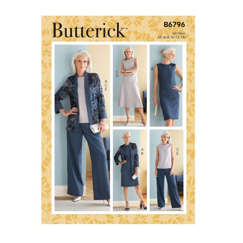 Butterick B6796