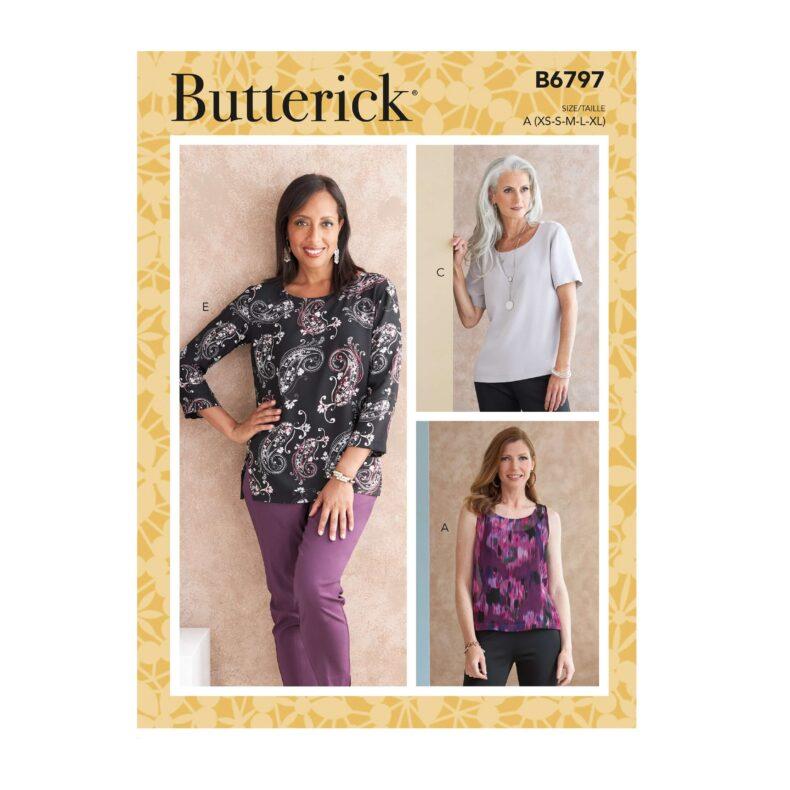 Butterick B6797