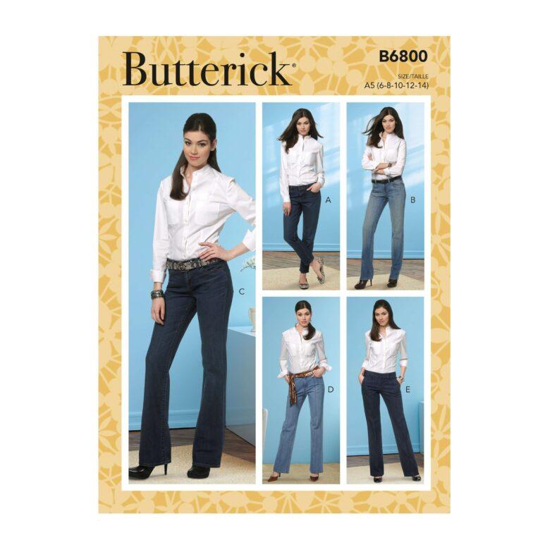 Butterick B6800