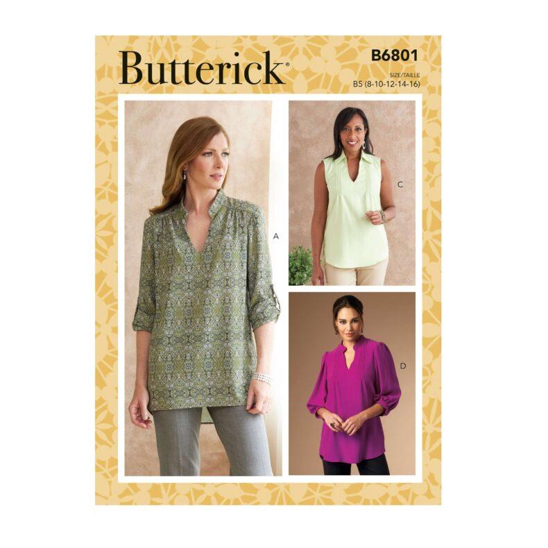 Butterick B6801