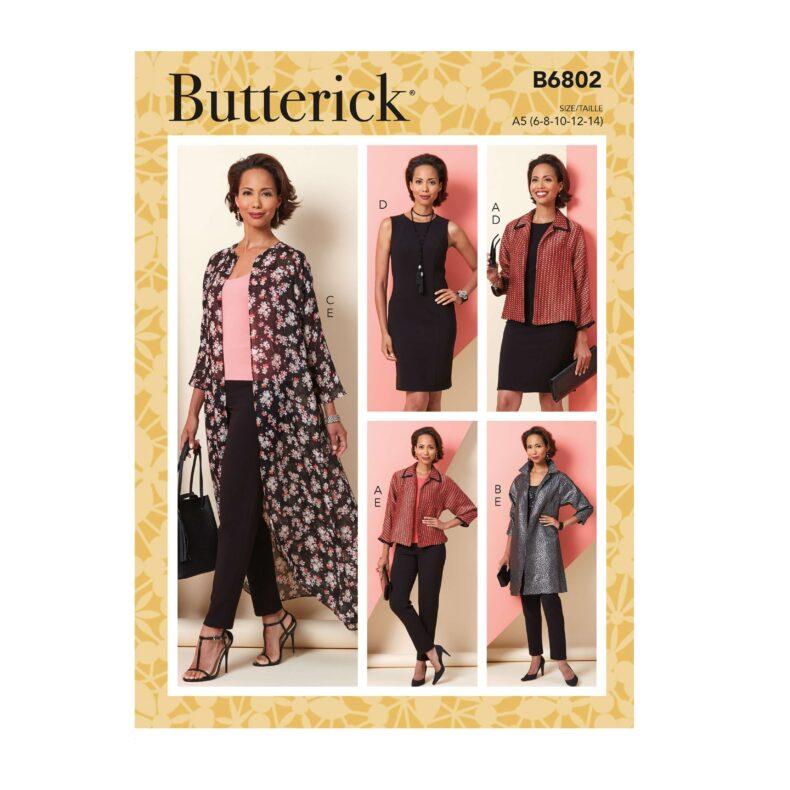 Butterick B6802