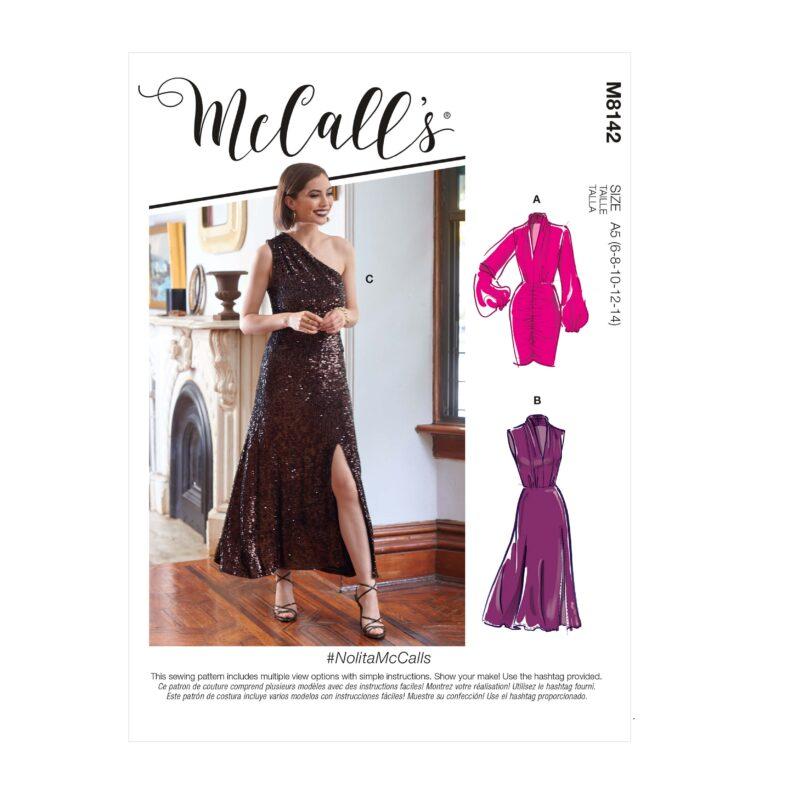 McCall's M8142