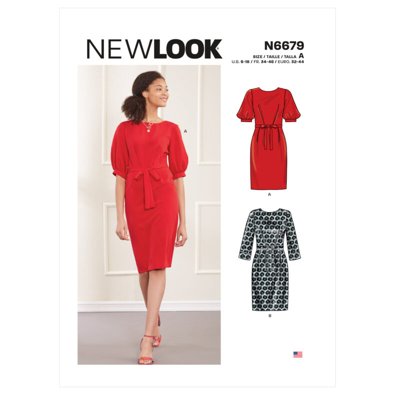 New Look N6679