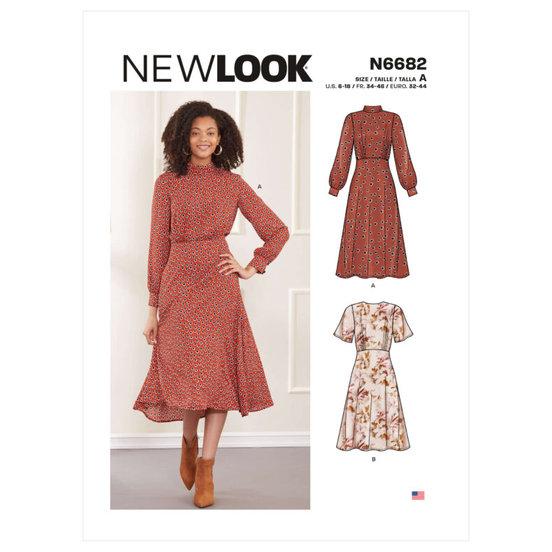 New Look N6682