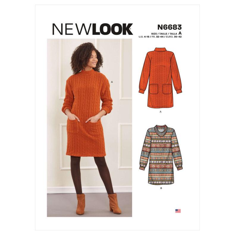 New Look N6683