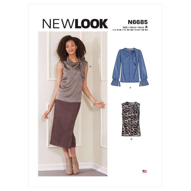 New Look N6685