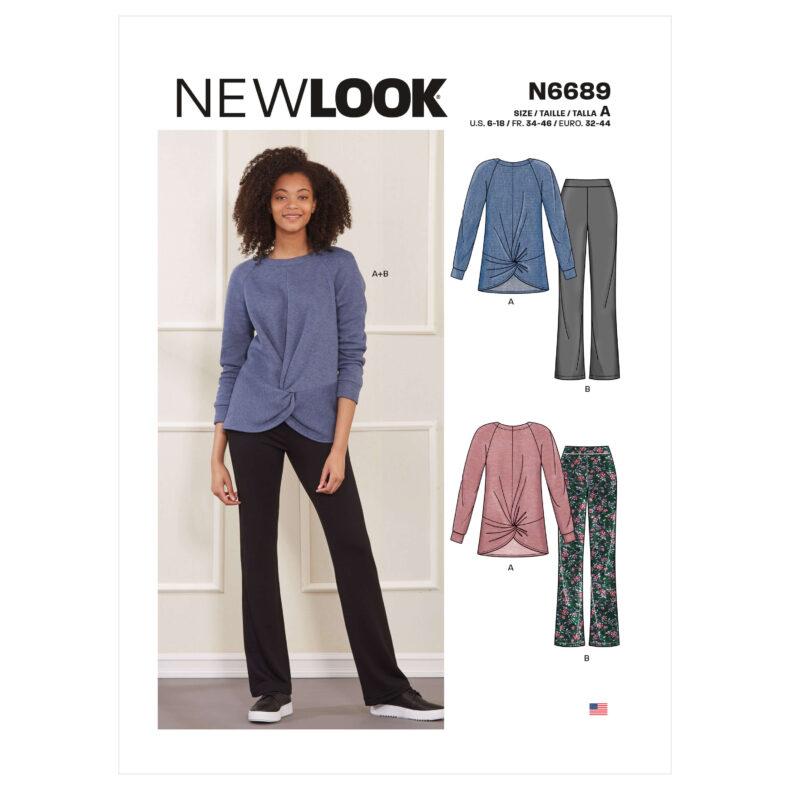 New Look N6689