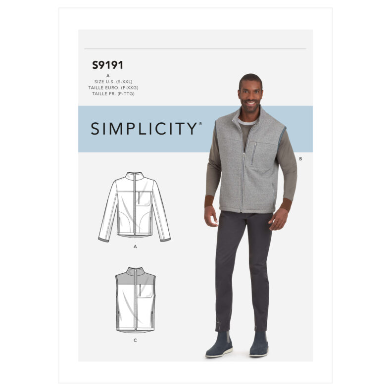 Simplicity S9191