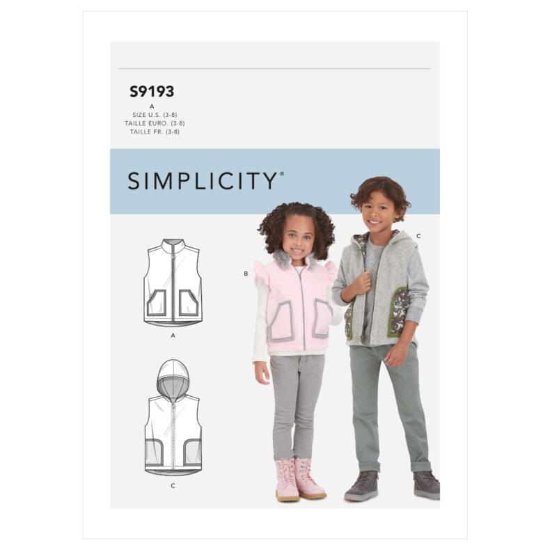 Simplicity S9193