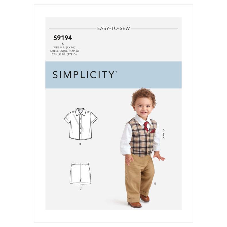 Simplicity S9194
