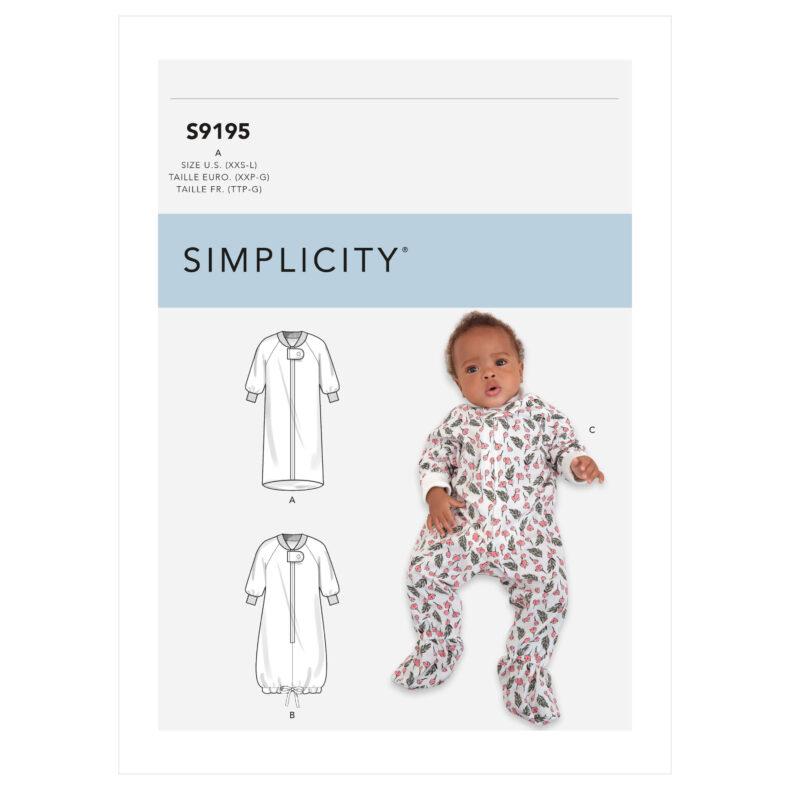 Simplicity S9195