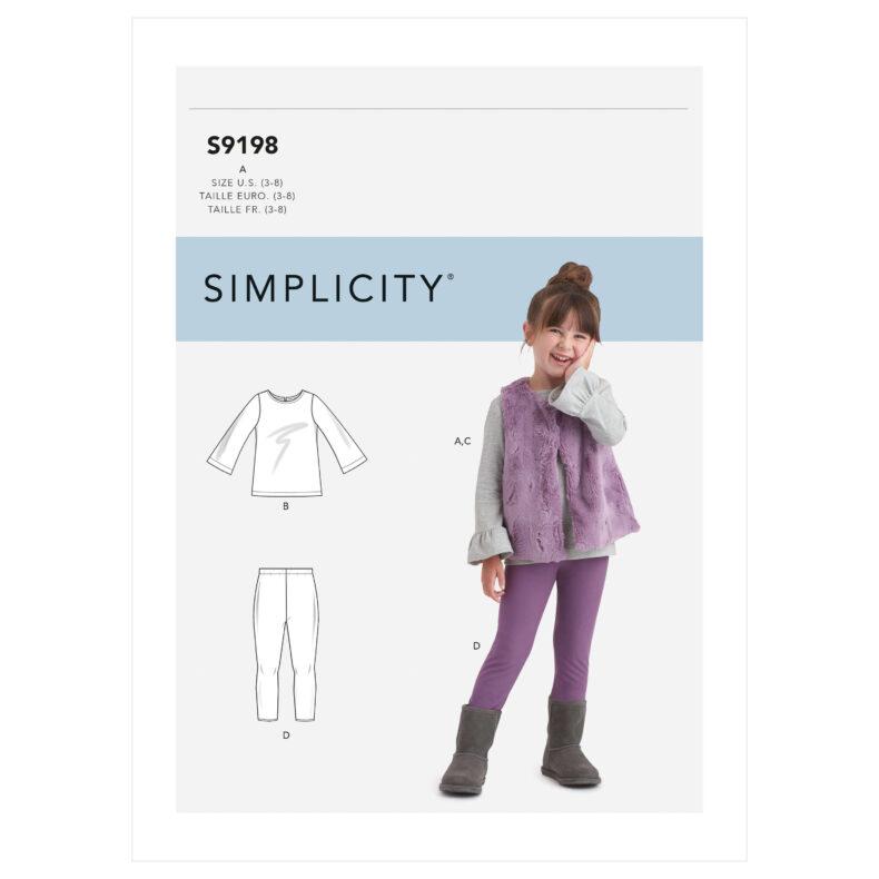Simplicity S9198
