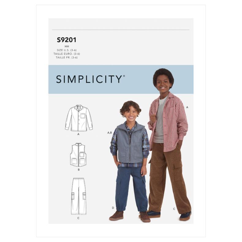 Simplicity S9201