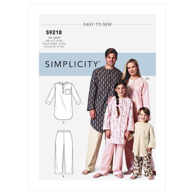 Simplicity S9218
