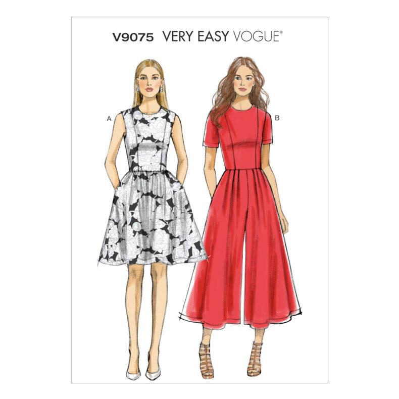 Vogue V9075