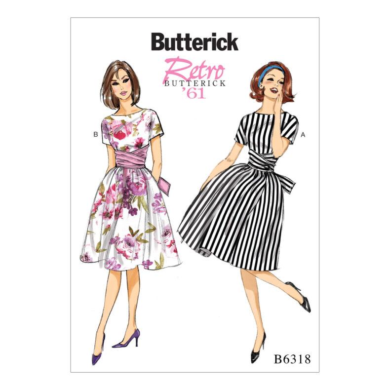 Butterick B6318