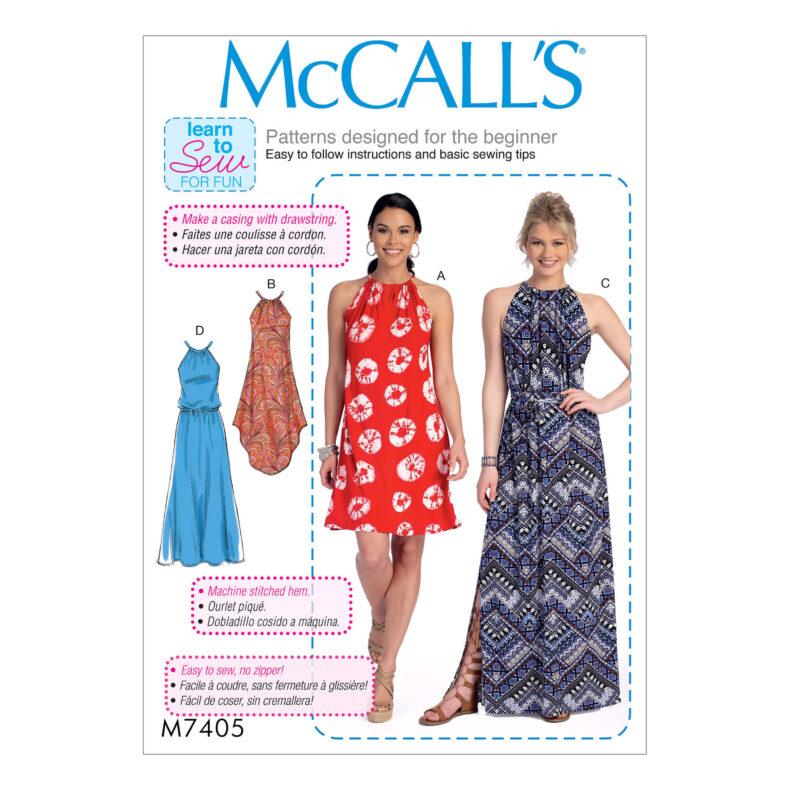 McCall's M7405