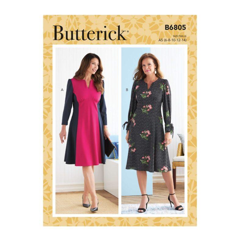 Butterick B6805