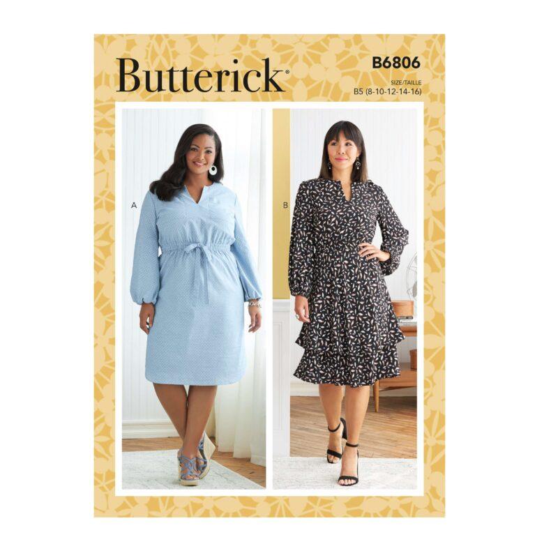Butterick B6806
