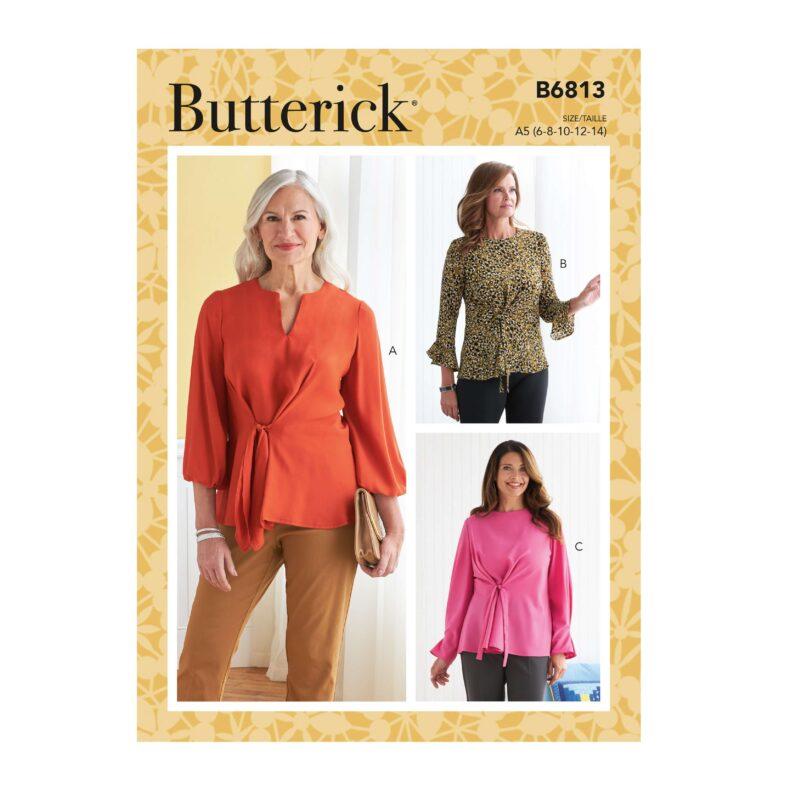 Butterick B6813