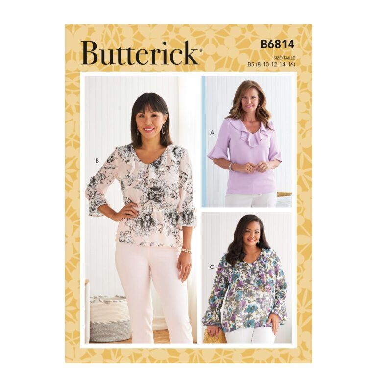 Butterick B6814