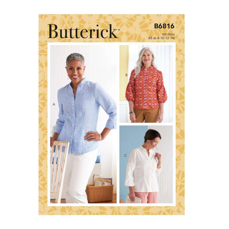 Butterick B6816
