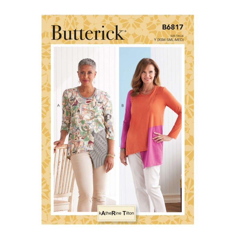 Butterick B6817