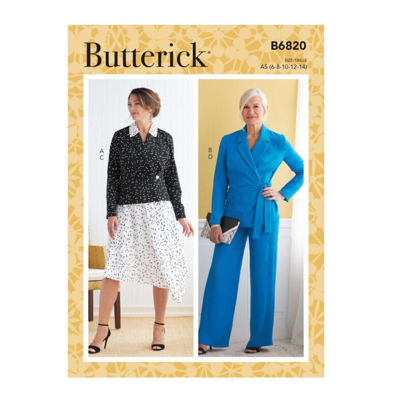 Butterick B6820