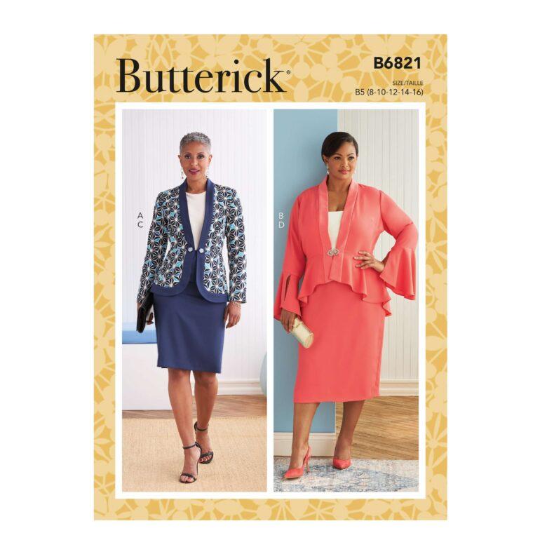 Butterick B6821