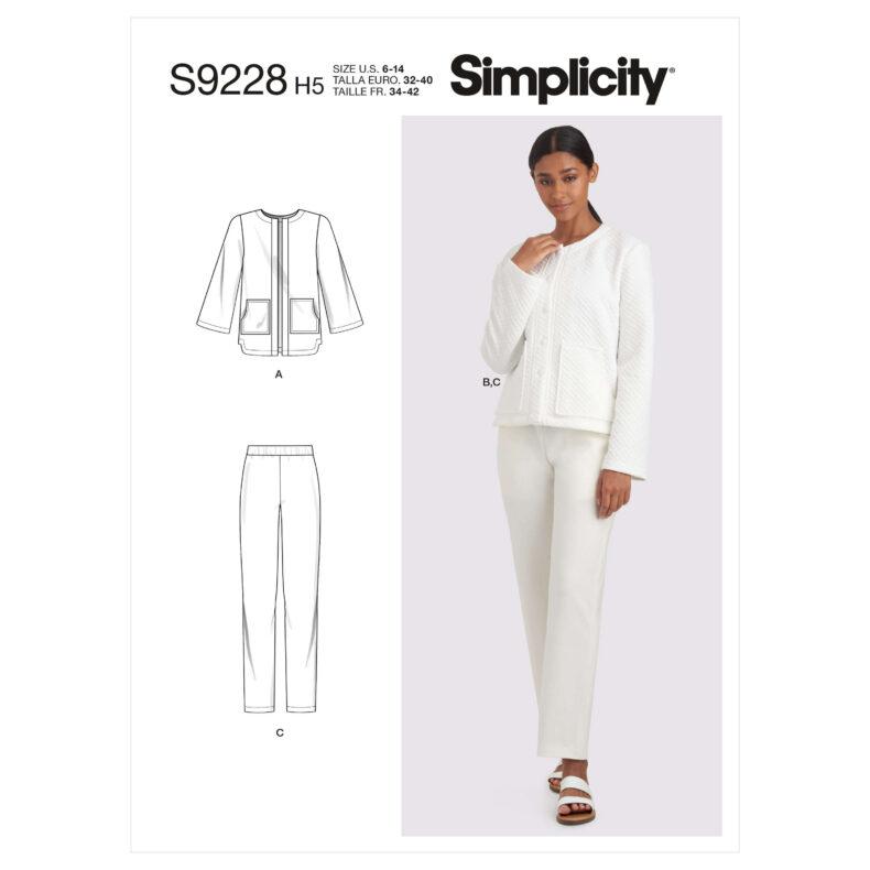 Simplicity S9228