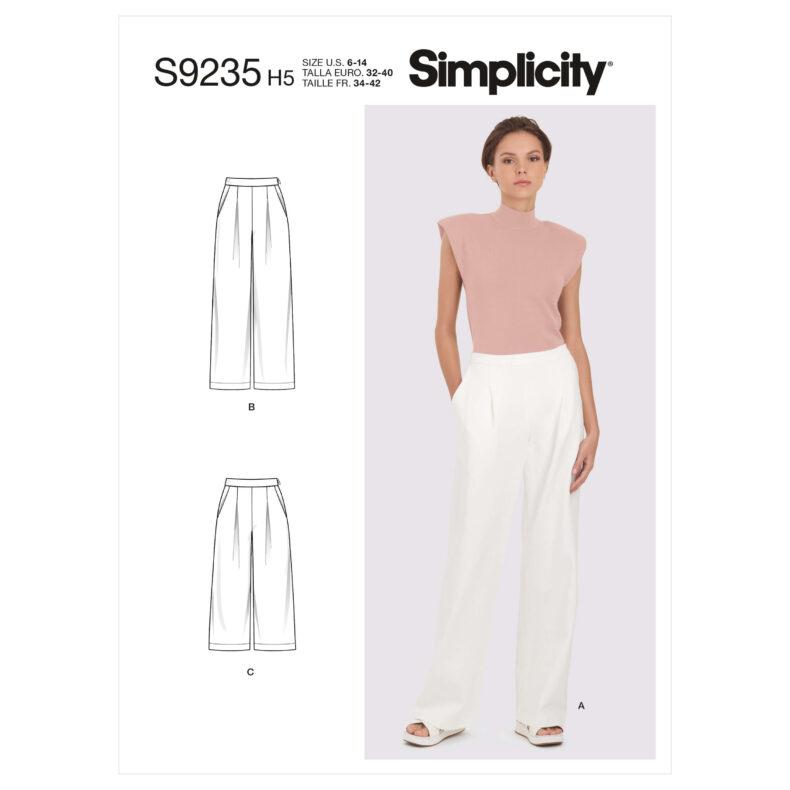 Simplicity S9235