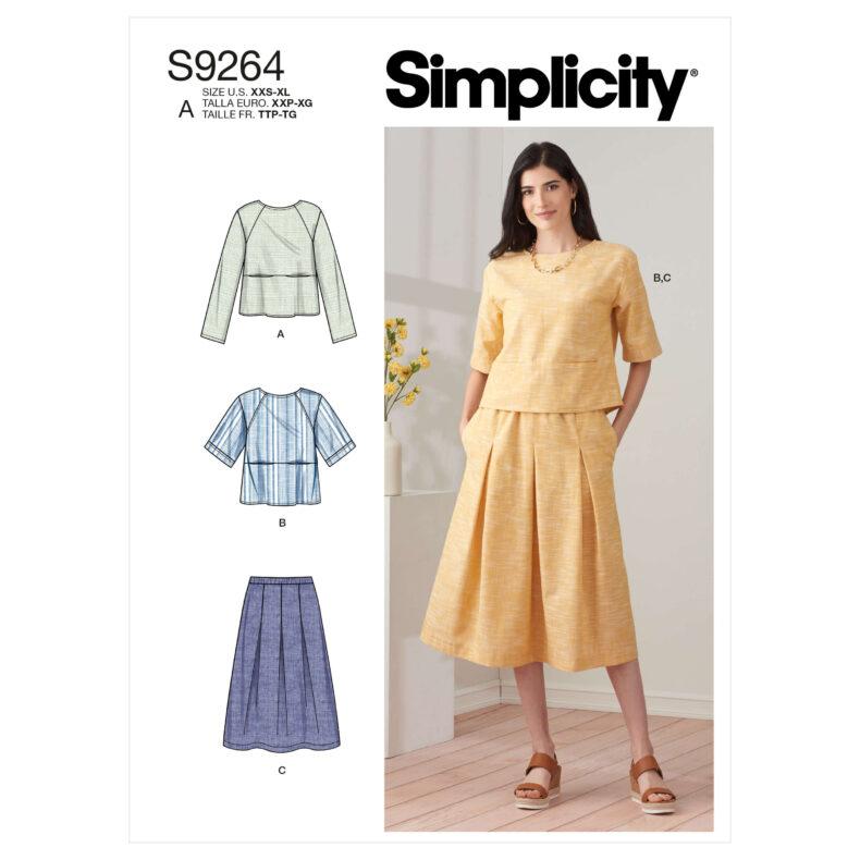 Simplicity S9264