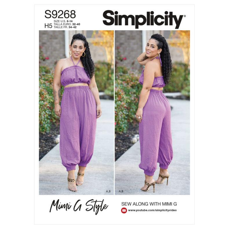 Simplicity S9268
