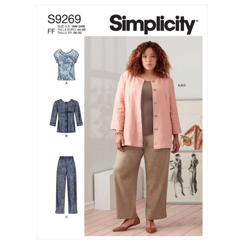 Simplicity S9269