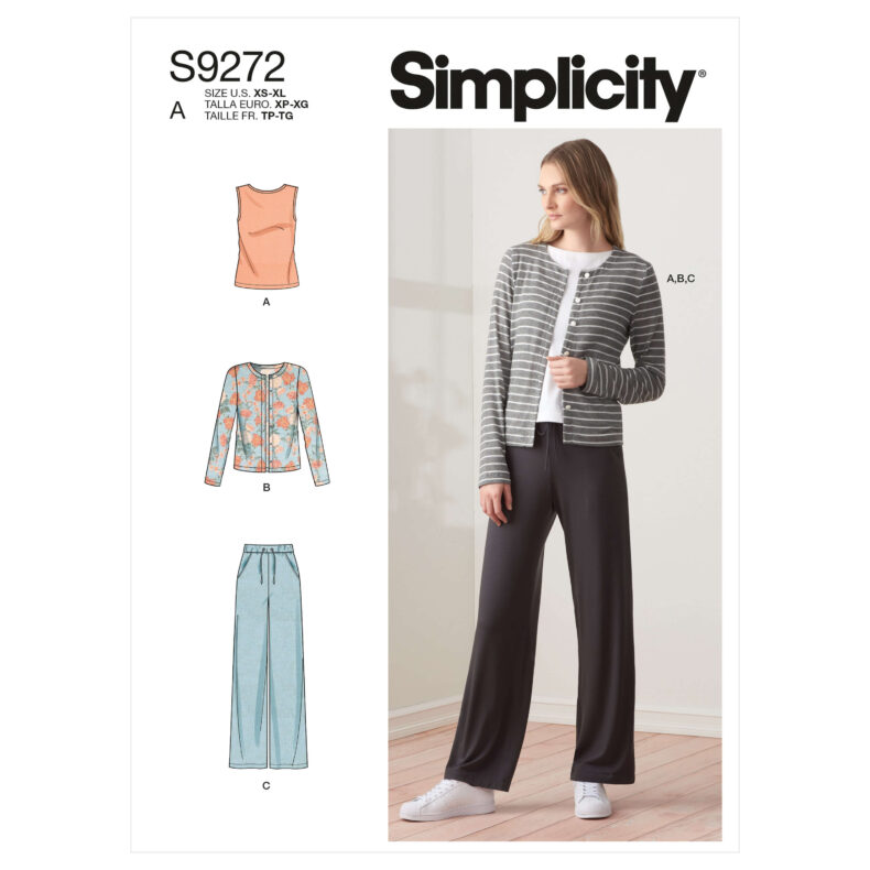 Simplicity S9272