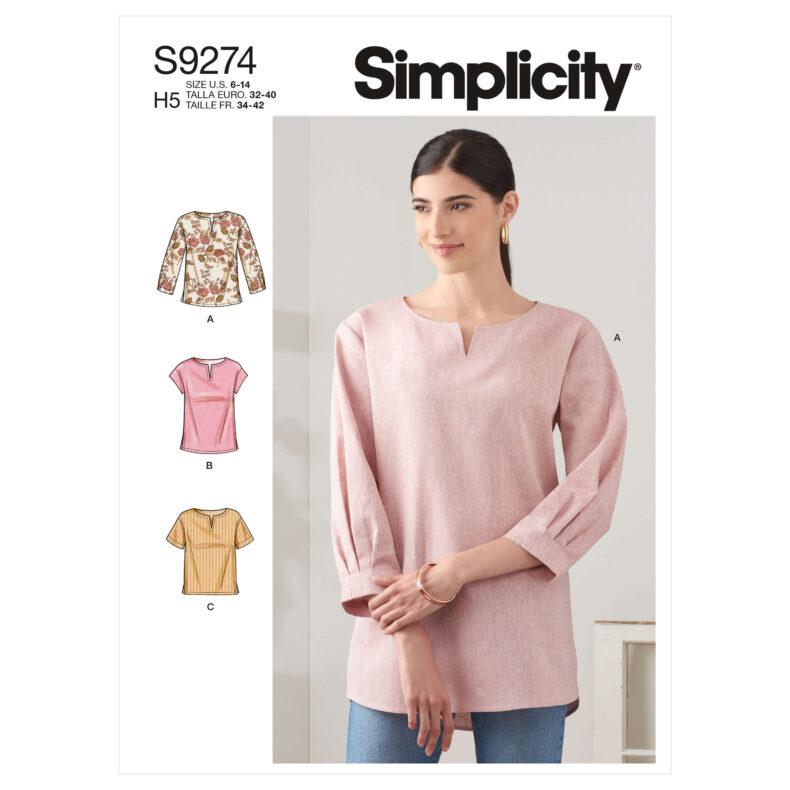 Simplicity S9274