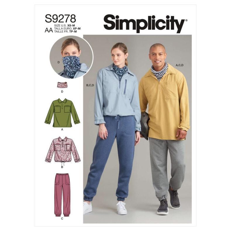 Simplicity S9278
